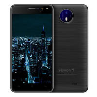 Смартфон ORIGINAL VkWorld F2 Black (4Х1.3Ghz; 2Gb/16Gb; 13МР/5МР; 2200 mAh)