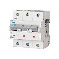 Автоматический выключатель PLHT-C80/3 (248039) Eaton 80A 3P 20kA, фото 1