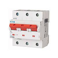 Автоматический выключатель PLHT-C100/3 (248040) Eaton 100A 3P 20kA, фото 1