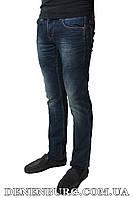 Джинсы мужские FRANCO BENUSSI 16-625B тёмно-синие, фото 1