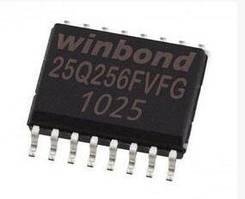 Микросхема W25Q256FVFG SOP-16