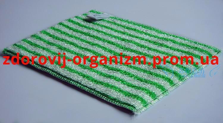 Бамбуковая салфетка для мытья посуды без моющих средств 18x23 Вековой Восток