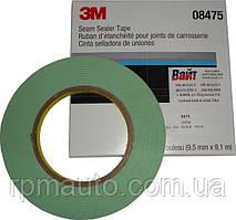 Лента герметик 3М 08475 самоклеющаяся 9.5мм х 9.1м для восстановления заводского шва