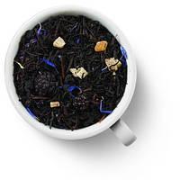 Чай черный с добавками Черничный пирог 500 гр