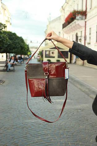 Женская сумка, модель 18-17