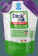 Жидкий био-гель для цветного белья DenkMit Colorwaschmittel nature