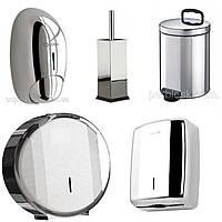 Комплект диспенсеров Losdi для туалетной комнаты, глянец.