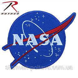 Патч нашивка NASA Meatball Logo (Rotcho) USA
