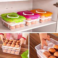 Лоток контейнер для хранения яиц (24 шт)