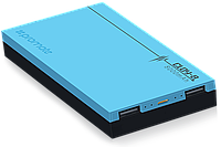 Компактный аккумулятор Promate Cloy-8 Blue