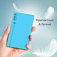 Компактный аккумулятор Promate Cloy-8  Blue, фото 4