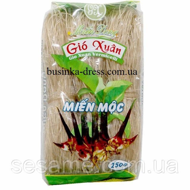 Лапша стеклянная из крахмала Маранта Mien Dong  Gio Xuan 250г (Вьетнам)