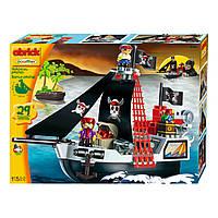 Пиратское судно, 29 элементов, Ecoiffier (003130)