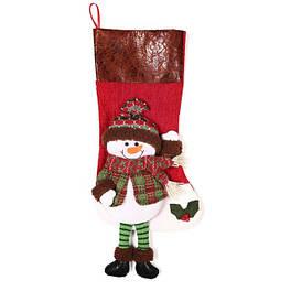 Новогодние мешочки и сапожки для подарков