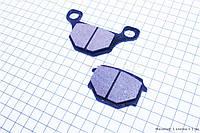 Тормозные колодки передние (диск) на мотоцикл VIPER -125-J