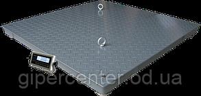 Весы платформенные Certus Hercules СНП-1500М500 до 1500 кг, 1200х1200 мм