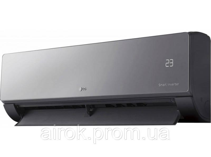 Кондиционер LG AM09BP.NSJRO/AM09BP.UA3RO серия Artcool Mirror Black Inverter
