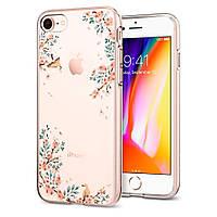 Чехол Spigen для iPhone 8 / 7 Liquid Crystal Blossom, фото 1