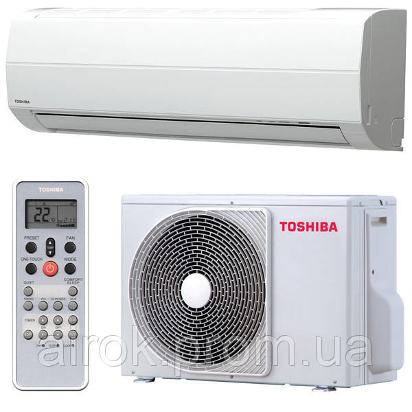 Сплит система настенного типа SKHP-ES Toshiba RAS-18SKHP-ES/RAS-18S2AH-ES
