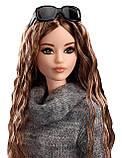 Колекційна лялька Barbie The Look Sweater Dress, фото 4