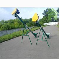Погрузчик шнековый (погрузчик винтовой) Ø133*4000*380В