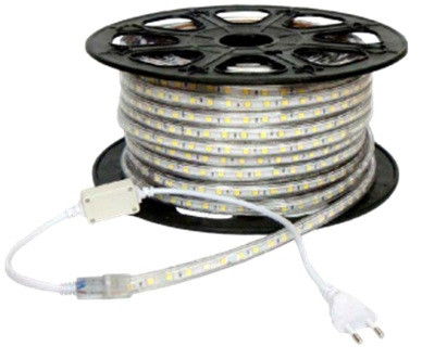 LED лента 100 м (красная) Works LS-2835-60-220-IP65-R