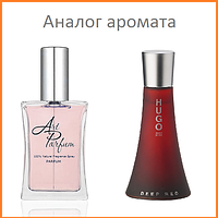 4. Духи 40 мл Deep Red Hugo Boss