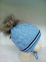 Шапка для мальчика TuTu арт. 65.3-003765 (46-50,50-54), фото 1