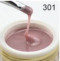 Конструирующий гель Canni Uv Builder gel 15 ml. 301