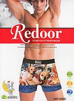 Трусы мужские боксеры х/б Redoor 3320