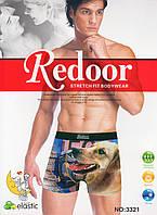 Трусы мужские боксеры х/б Redoor 3321