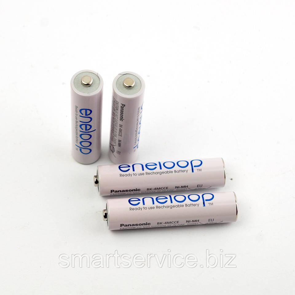 Аккумуляторы Panasonic Eneloop AAA