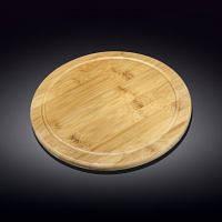 Блюдо Wilmax Bamboo кругле сервіровочне 28см