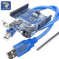 Arduino Mega UNO R3 CH340G + USB кабель
