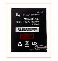 Аккумулятор Fly IQ4405, IQ4413 (BL7203) 1800 mAh Original