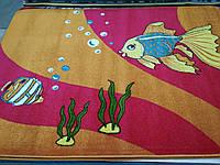 "Ковер детский ""рыбки"" 1.20х1.70 м."