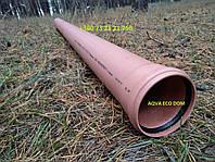ТКЛ-110*2.7 ПВХ 6 метров