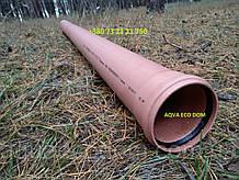 ТКЛ-110*2.7 ПВХ 3 метри