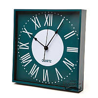 Часы настенные для дома Зеленая долина