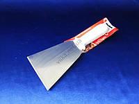 Шпатель нерж+пластм с белой ручкой 25*11см VT6-19332(120шт)