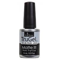Верхнее матовое покрытие EzFlow TruGel Matte It Top Coat 14 мл