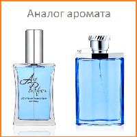 0102. Духи 40 мл Desire Blue Alfred Dunhill