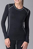Термо-Джемпер женский, теплый (цвет черный) / Джемпер (термоджемпер) женский