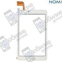 Тачскрин (сенсорный экран) Nomi C070020 Corsa Pro White