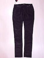 Женские вельветовые брюки размер 44