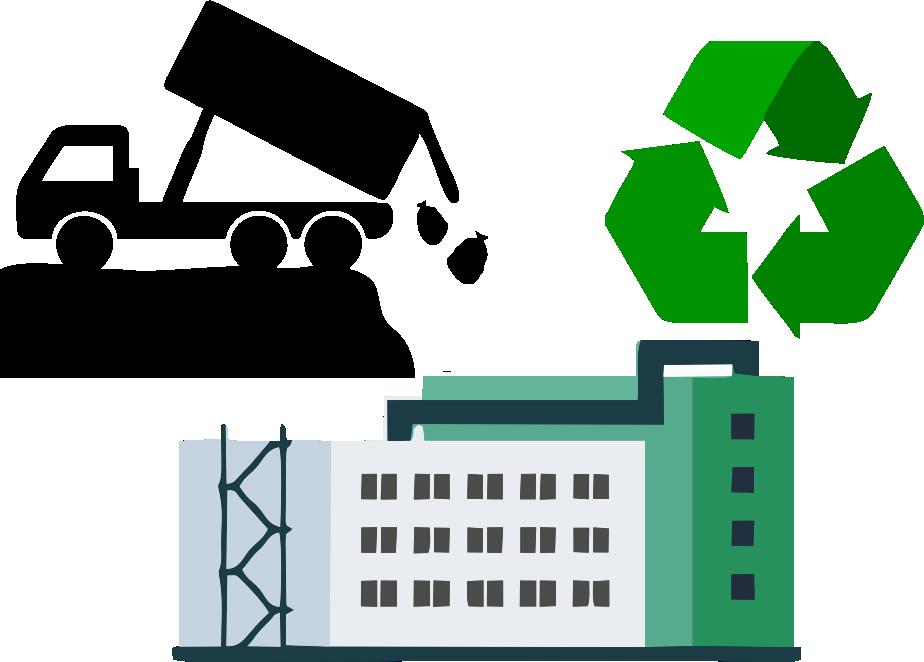 Проектирование полигонов твердых бытовых отходов тбо - MCL в Киеве