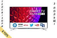 Телевизор SHARP LC-40CFG6352E/6452E Smart TV 400Hz T2 S2 из Польши