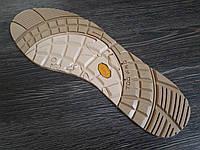 "Подошва  резиновая ""лаваш"" BISSELL art.112 р.40-44 цвет бежевый"