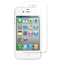 Защитное стекло iPhone 4/4s,Raddisan 0.33 мм, 2.5D