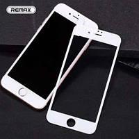 Защитное стекло Remax Gener 3D Full cover for Apple iPhone 6 Plus \ 6s Plus White